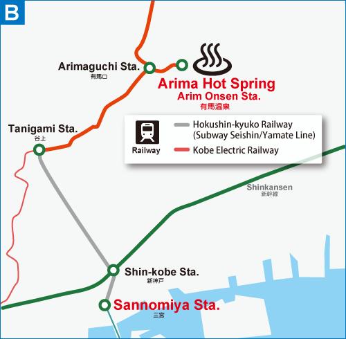 Area MapBay Shuttle
