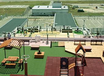 関西国際空港 展望ホール Sky View
