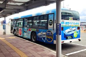 神戸空港側乗り場イメージ
